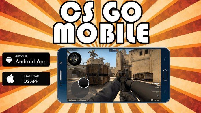 Download CS GO Mobile