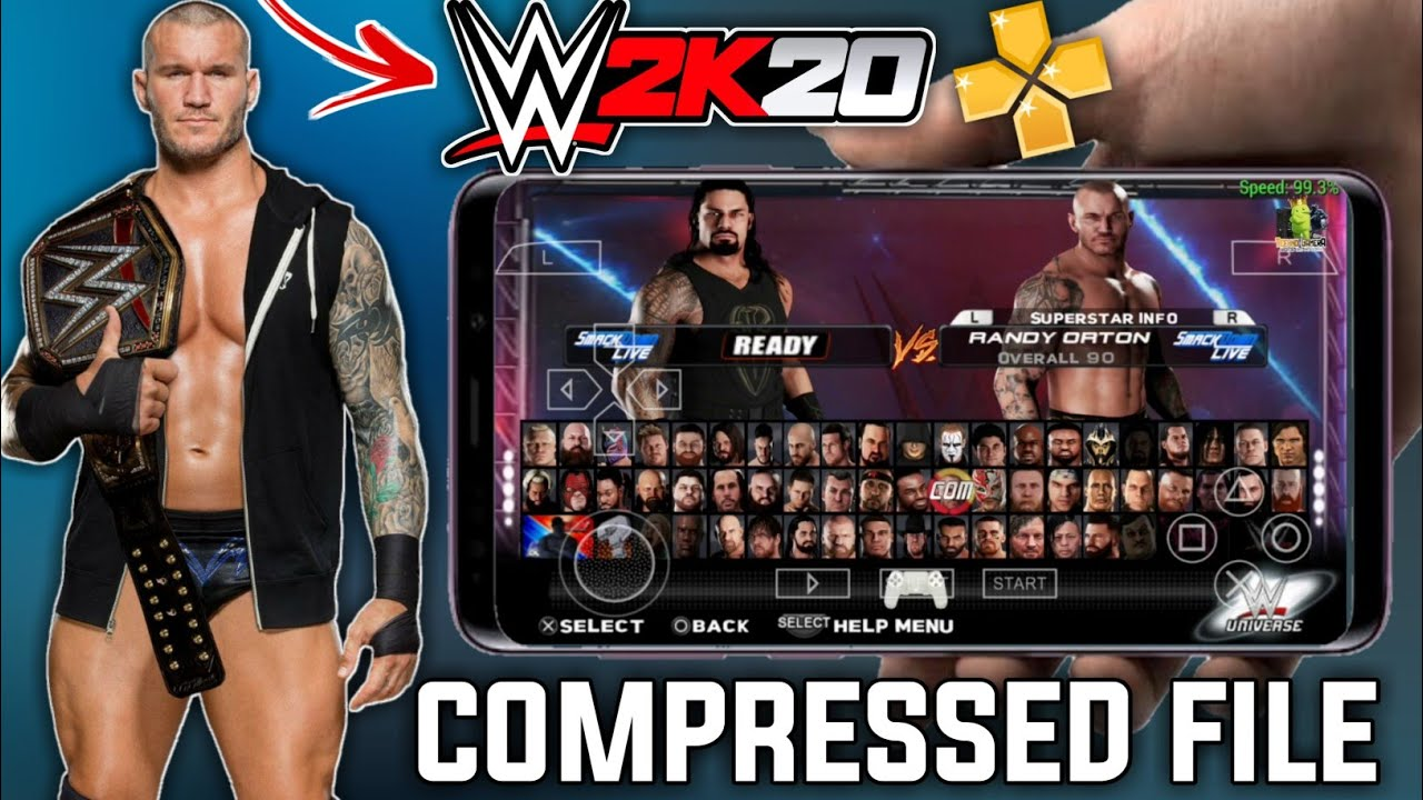 Download wwe 2k20 android
