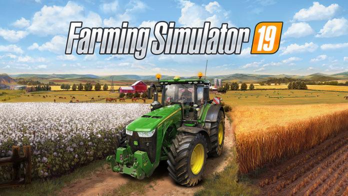 Farming Simulator 19 mobile