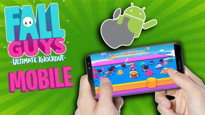 fall guys mobile game