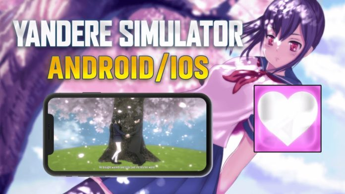 yandere simulator mobile