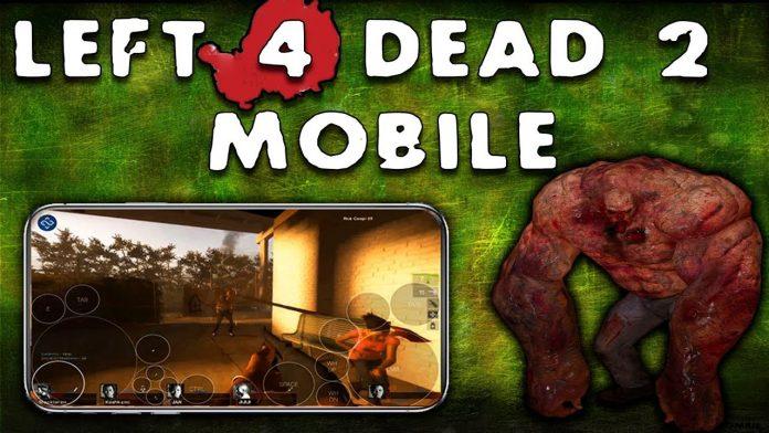 Left 4 Dead 2 mobile
