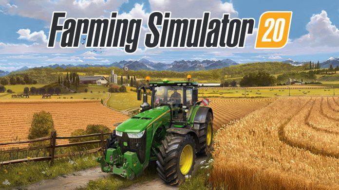 Farming Simulator 20 Mobile
