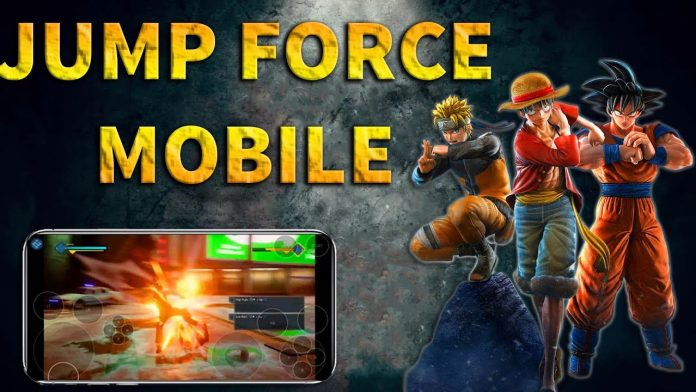 Jump Force Mobile